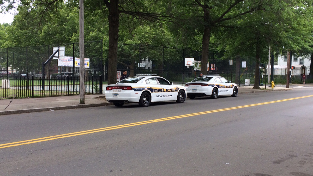 A 13-year-old boy was shot in the leg on Bassett Street in New Haven Saturday. The boy was taken to the hospital and the injury is not considered life-threatening.