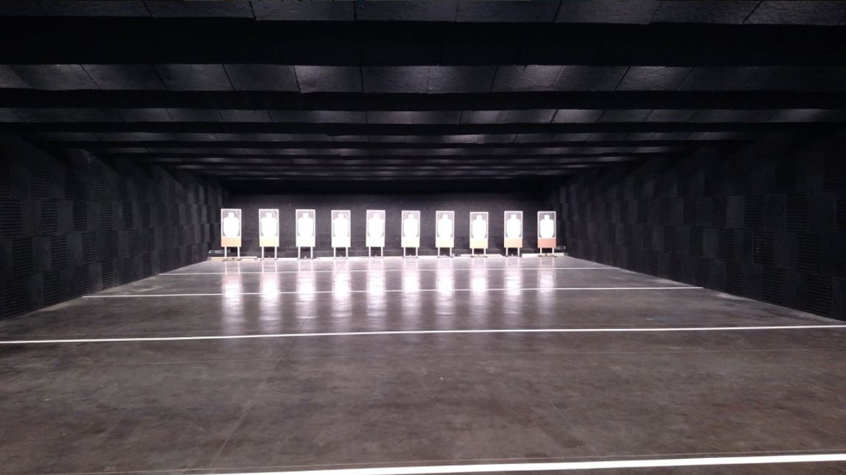 Community Applauds Opening of New Haven Indoor Firing Range