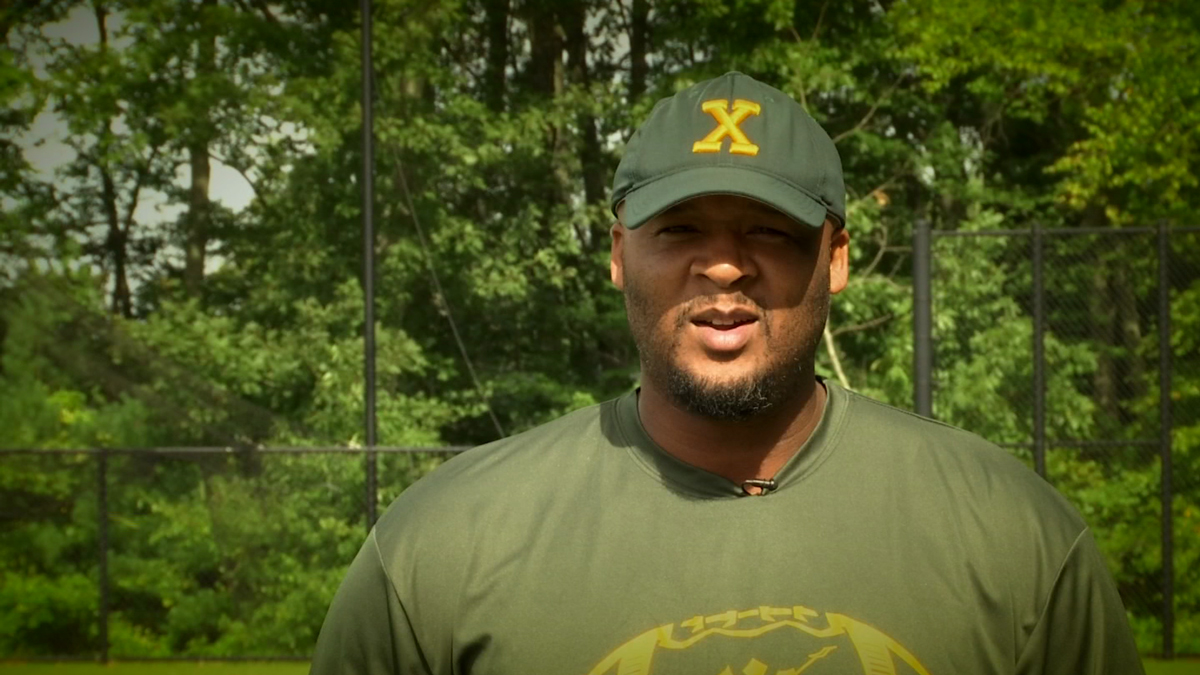 New London High School Football Coach is Home At Last