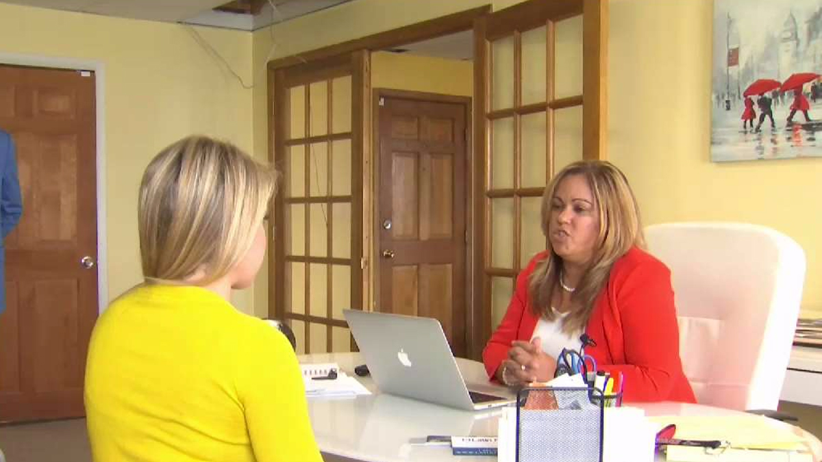 Sonia Alvelo helps facilitate loans for Puerto Rican business owners.