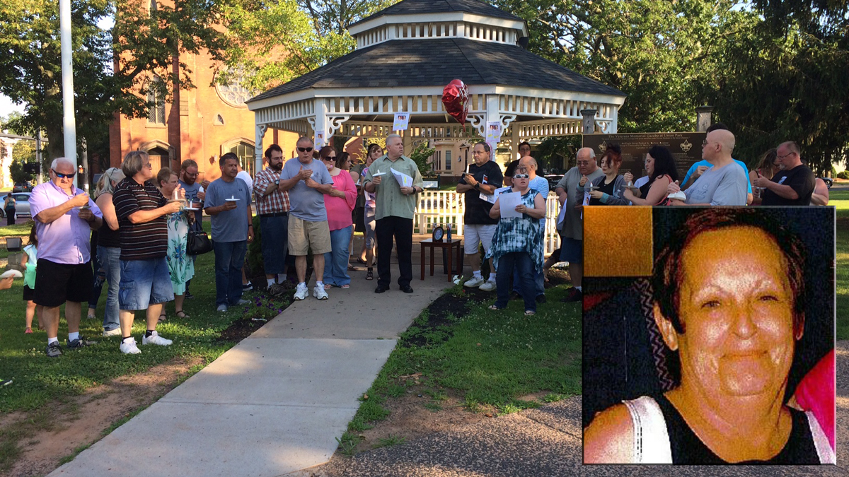 Vigil Honors Middletown Woman Missing for 2 Years