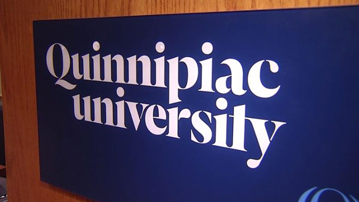 The new Quinnipiac University logo