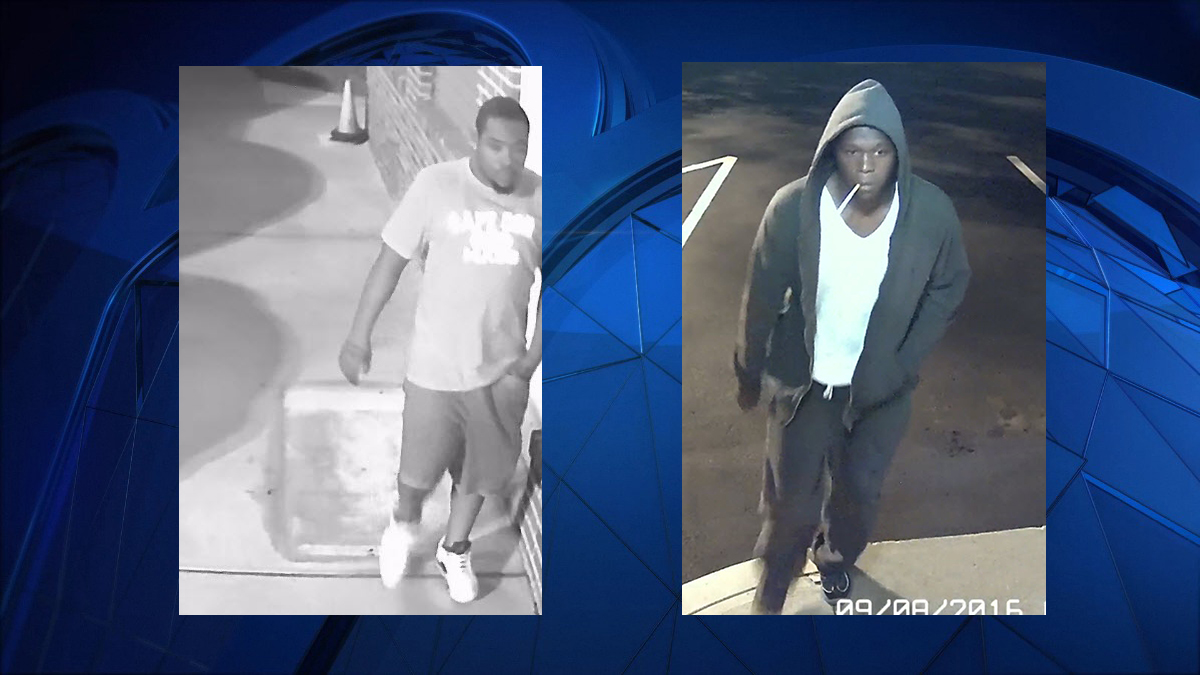 The suspects pictured above are wanted for questioning in connection with an armed robbery at the Siesta Motel at 2089 Berlin Turnpike in Newington.