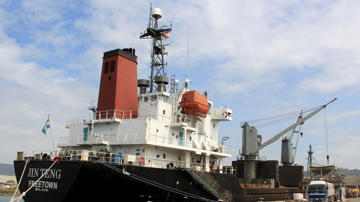 The Philippines impounded a North Korean cargo ship docked at a port northwest of Manila and will deport its North Korean crewmen in compliance with tough new U.N. Security Council sanctions on Pyongyang over its latest nuclear test and rocket launch, officials said Saturday, March 5.