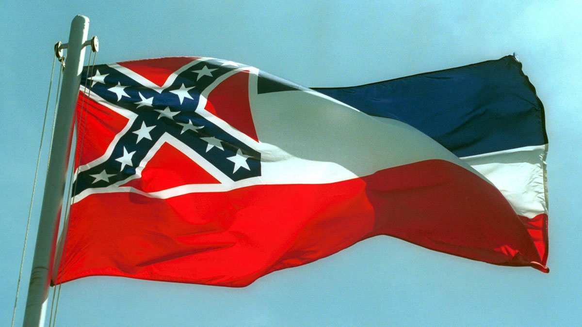 On October 26, 2015 the University of Mississippi removed the state flag from it campus.