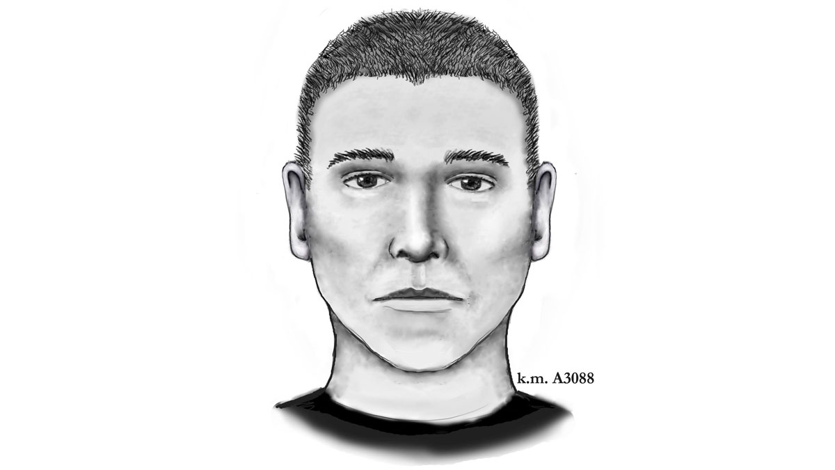Police released this composite sketch of the suspected serial street shooter they believe killed seven people in Phoenix, Arizona.