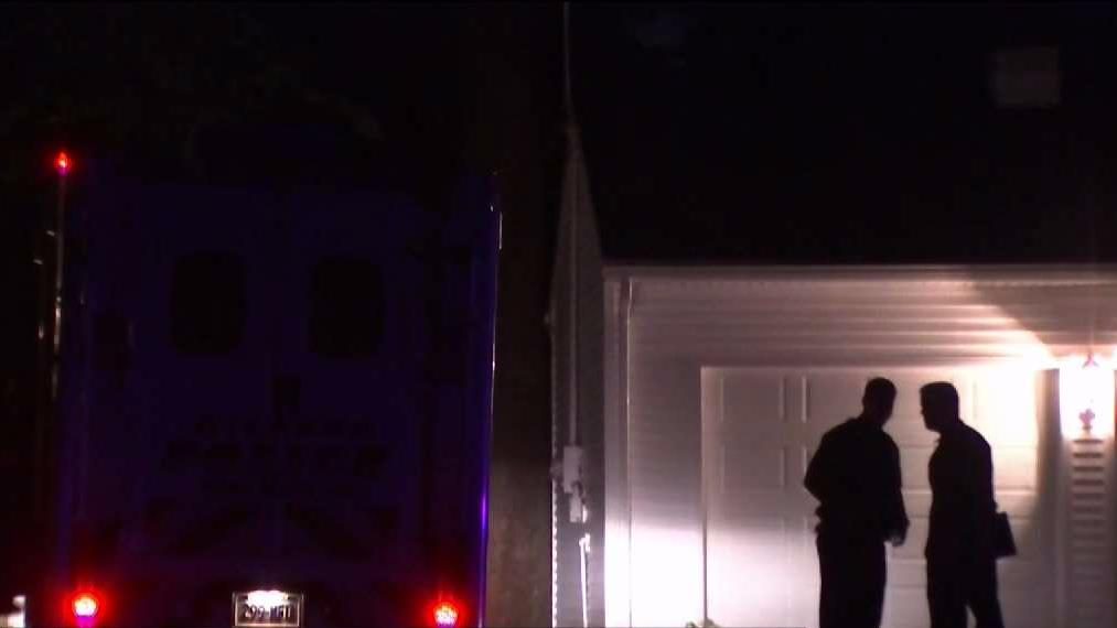 A police investigation is underway at 212 East Rutland Road in Milford.