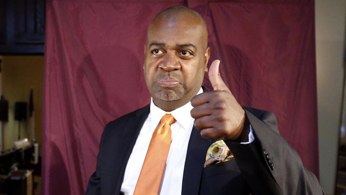 Newark Mayor Ras Baraka unveiled details of the program Monday.