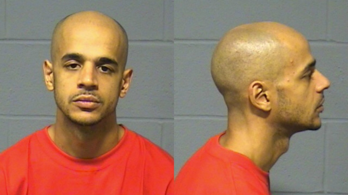 Ruben Reyes, 28, is charged in a July 9 assault.