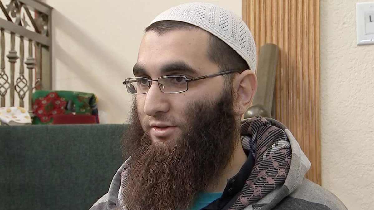 Roshan Abbassi, assistant imam at Dar-Al-Uloom Al-Islamia, told NBC News that investigators had questioned him about a series of text messages he sent gunman Syed Farook.