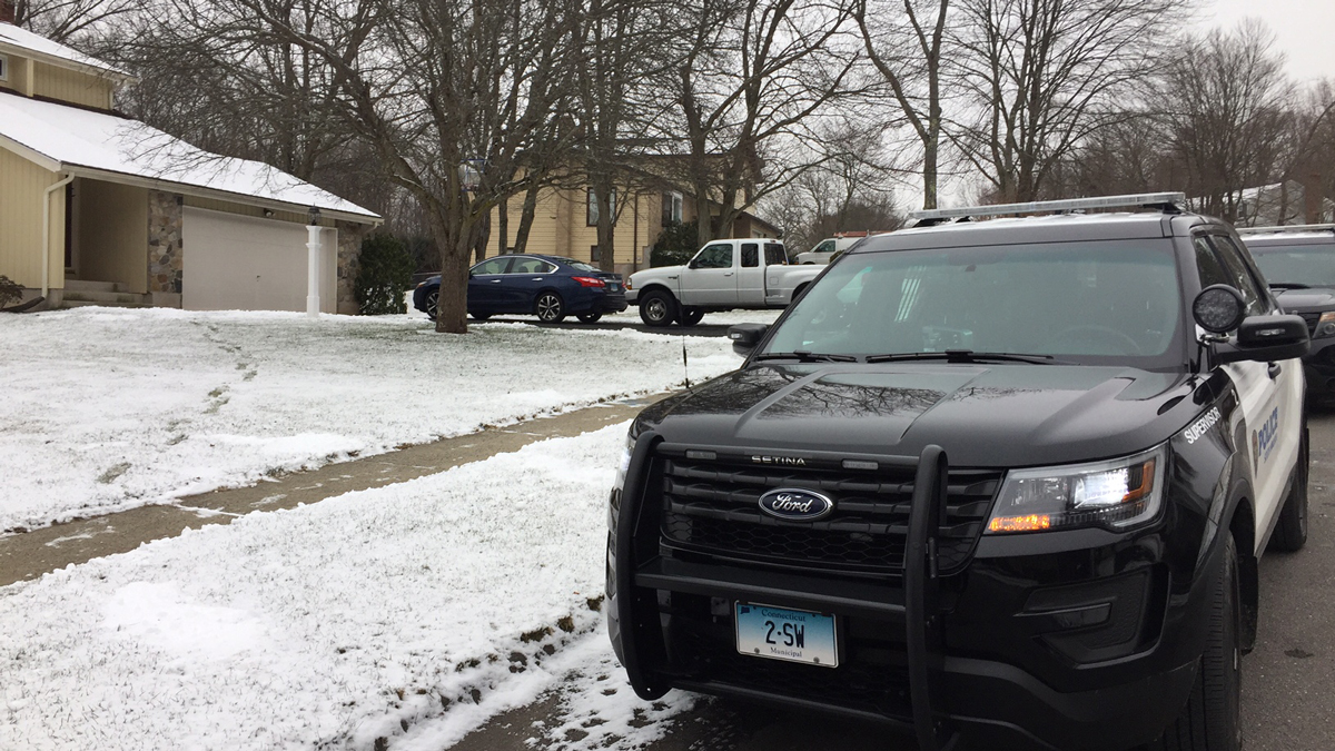 South Windsor police were called to a home on Gail Lane for a report of an accidental shooting Saturday morning.