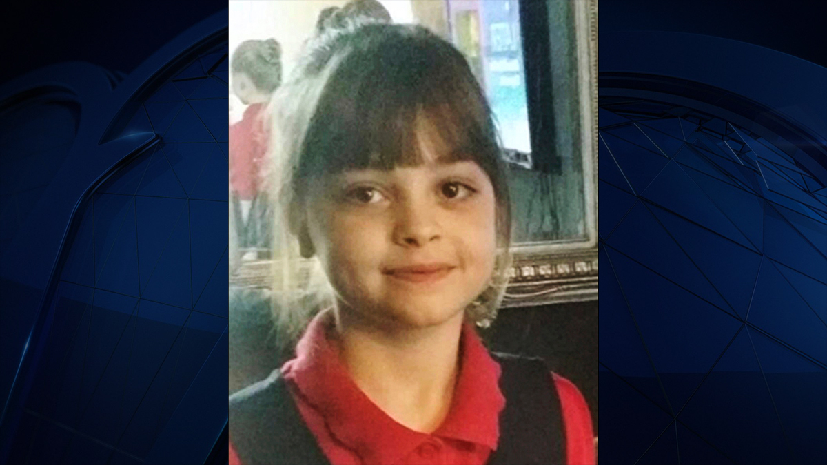 This is a an undated photo of Saffie Rose Roussos, one of the victims of a bombing at an Ariana Grande concert in Manchester, England on May 23, 2017. More than 22 people died during the explosion, which is believed by Manchester police to be a suicide bombing.