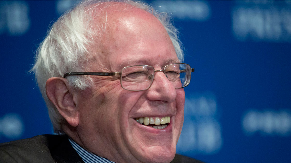 Sen. Bernie Sanders/file photo.