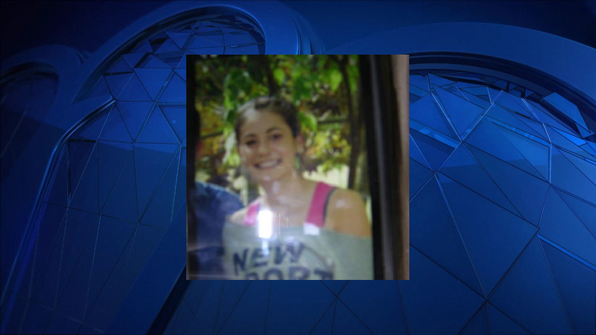 Sara Magnanini, 19, has been missing since Wednesday, September 28.