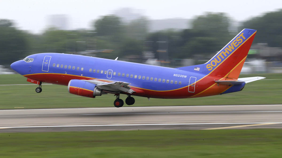 A Southwest Airlines flight heading from Rhode Island to Florida was diverted to Bradley Airport on Monday because of a mechanical issue, according to officials from Bradley Airport.