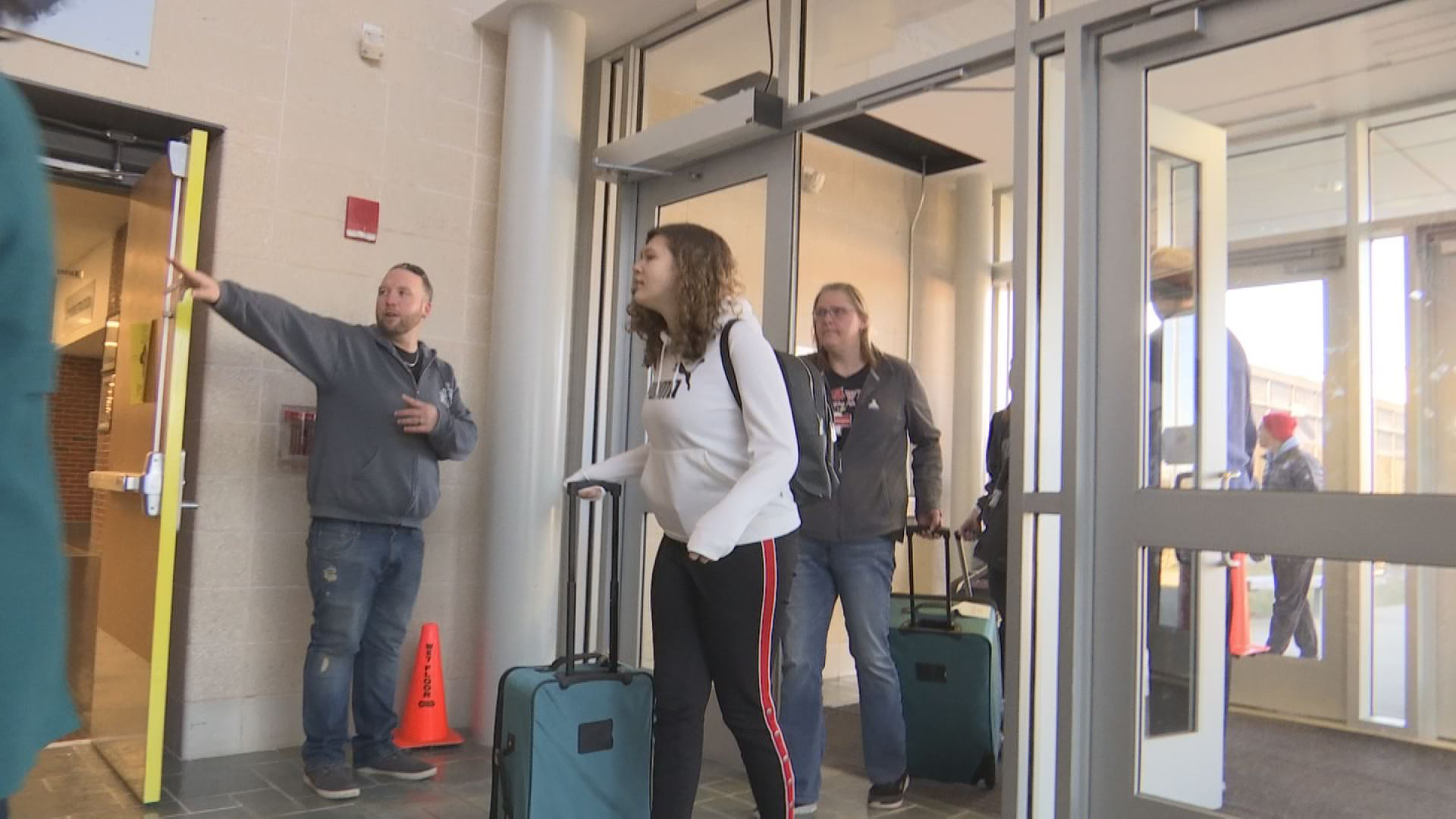 Fitch High School students heading to London to perform in the city's New Year's Day Parade and Festival.