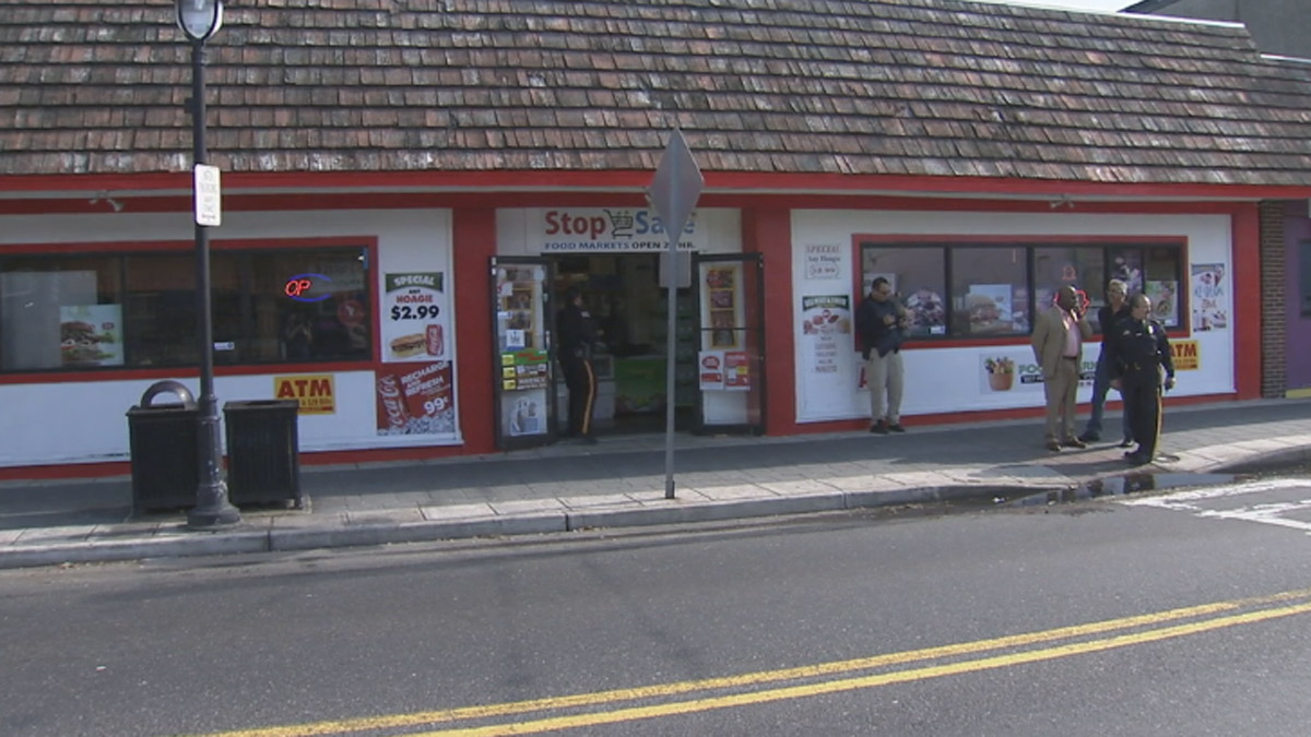 State Police raided the Stop and Save Market on Main Street in Pleasantville, New Jersey Friday afternoon.