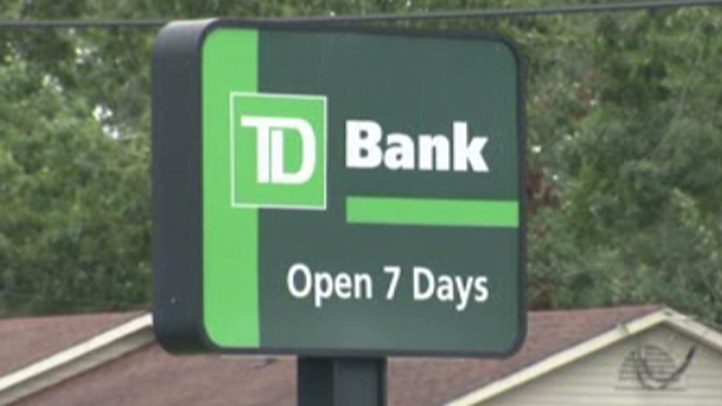 Police have extradited the third and final suspect in the robbery of a TD Bank in Westport (not pictured) earlier this month.