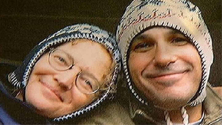 Judy Silk, shown at left, says her cell phone company gave her a hard time when she tried to cancel her husband's account one month after he died. The company called her to cancel the plan while NBC4 interviewed her on Friday, Dec. 13, 2013.