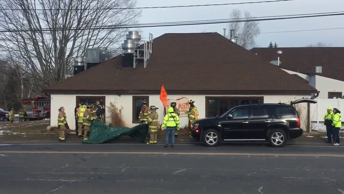 TOAST Restaurant in Mansfield will be closed for several days after a fire Sunday morning.