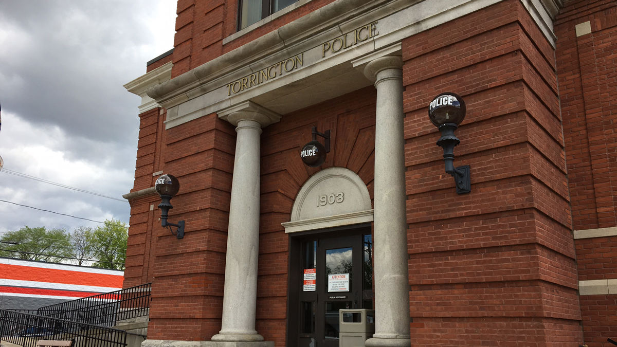 The Torrington Police Department