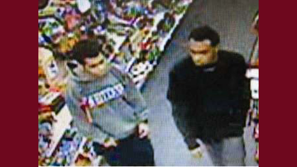 Hillsborough County Sheriff's Office detectives are seeking the public's help identifying these two men.