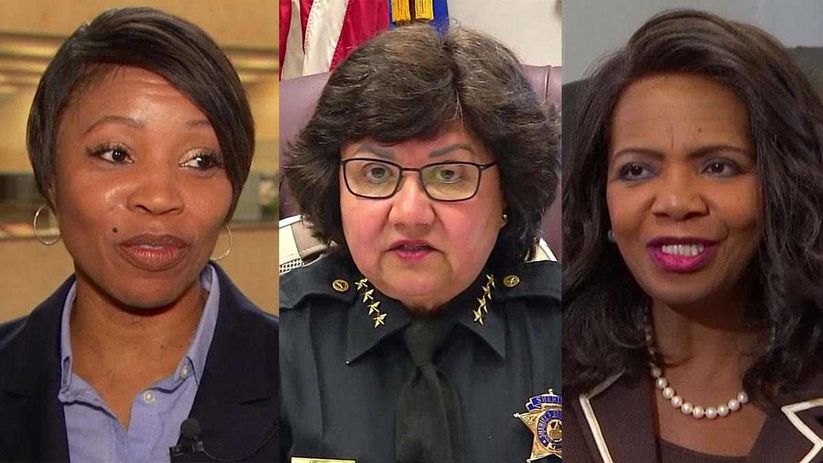 Women Now Lead Each of Dallas' Top Law Enforcement Agencies