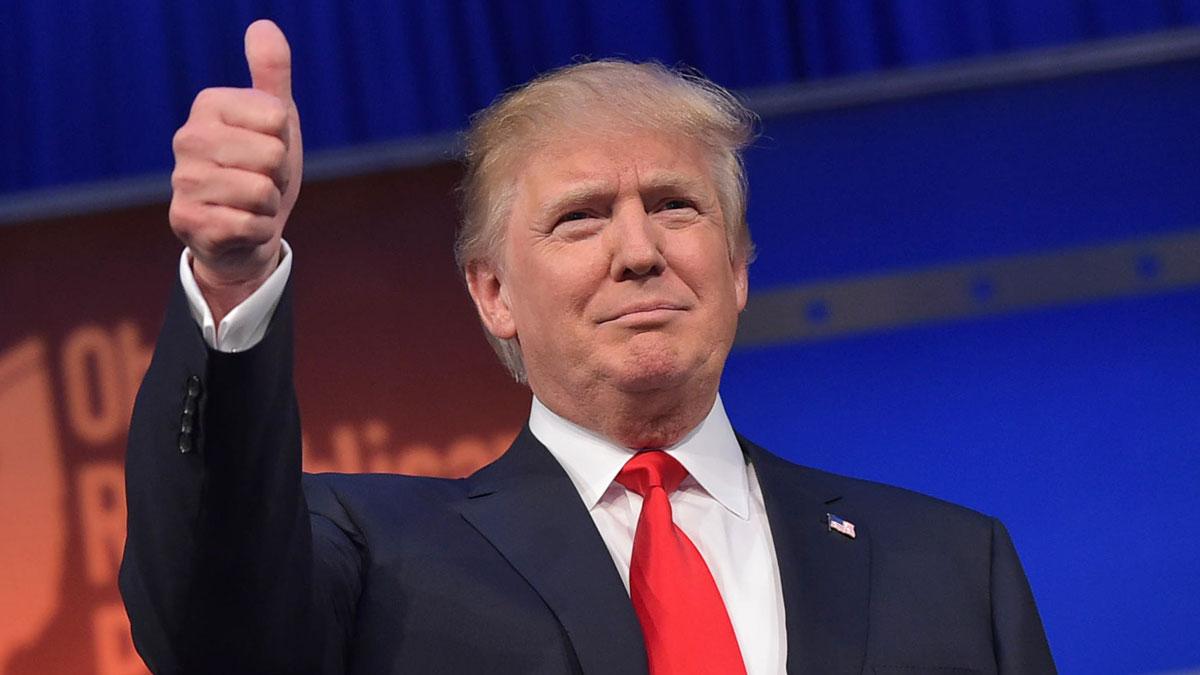 Donald Trump/file photo