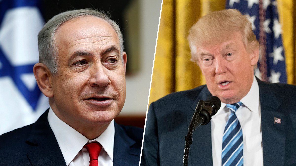 Israeli Prime Minister Benjamin Netanyahu had a
