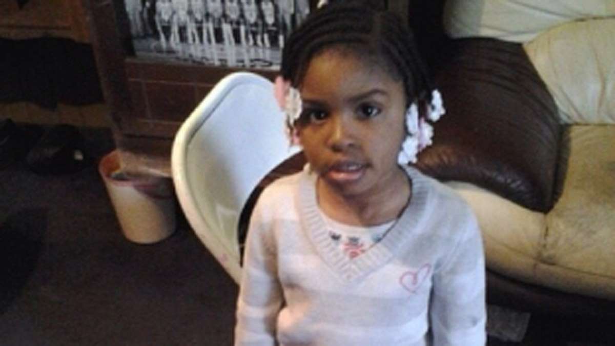 3-year-old Tynirah Borum