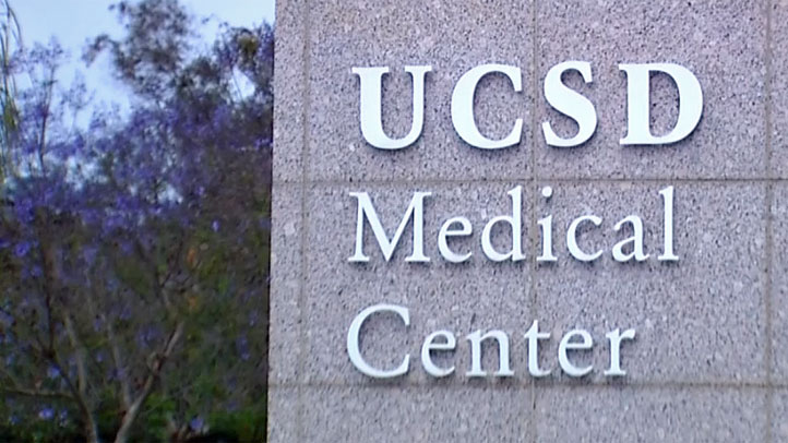 UCSD Medical Center on W. Arbor Drive in San Diego.