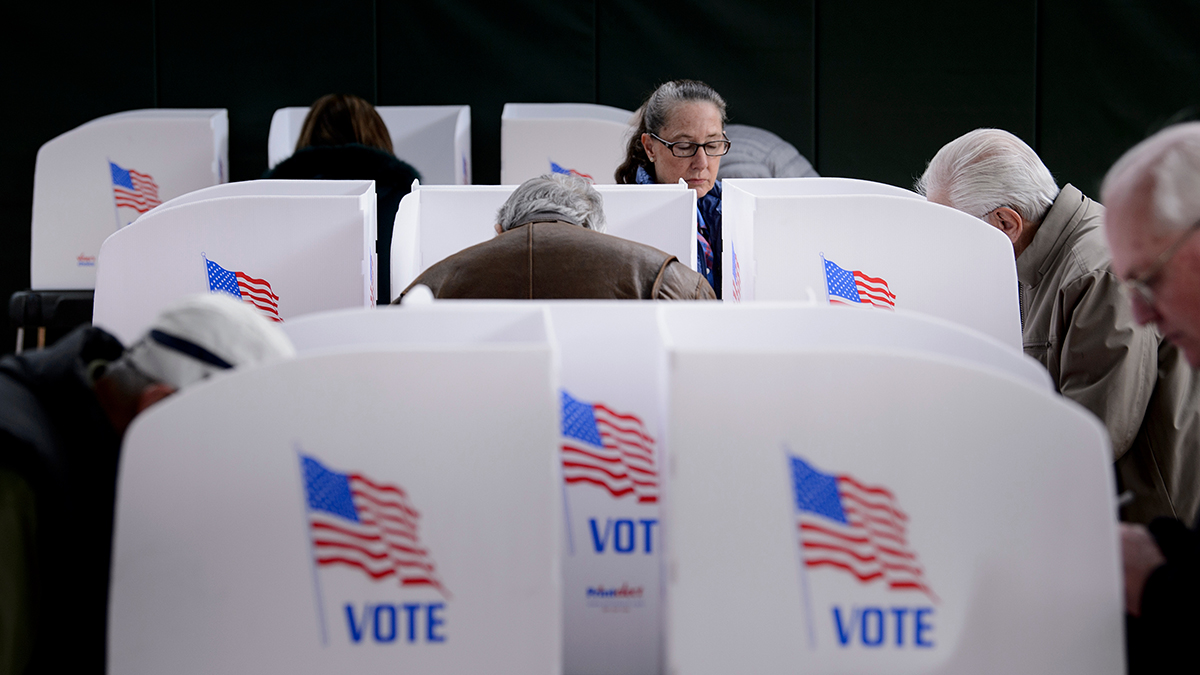 NBC/WSJ Poll: A Record Share of Voters Dislike Trump Personally, but Democrats Face Challenges of Their Own