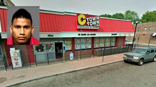 An 82-year-old woman has died after a delivery truck rolled over her outside this C-Town Supermarket at the corner of Newton and Park streets in Hartford earlier this month, police said.