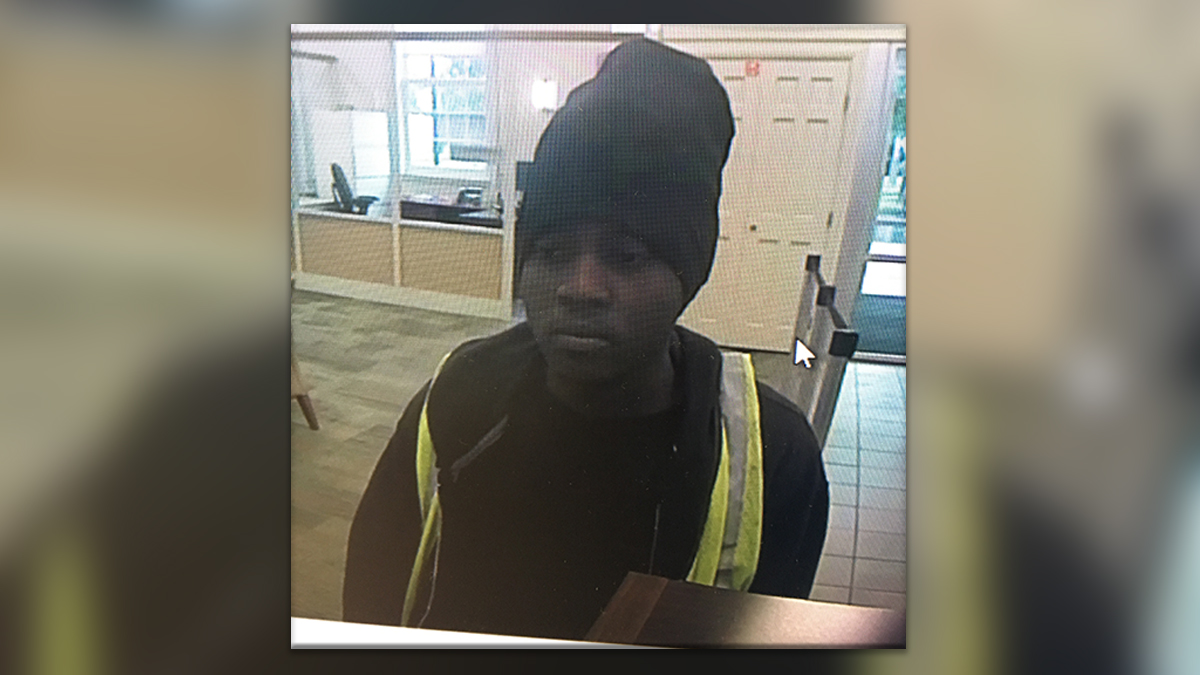 West Haven police said the suspect pictured pistol-whipped the clerk at Krauszer's during a robbery Sunday night.