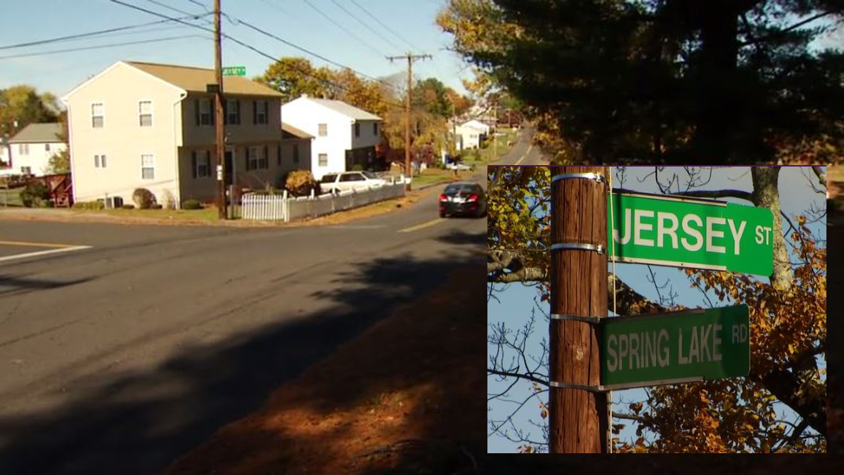 Residents said it can be difficult to turn left from Jersey Street onto Spring Lake Road