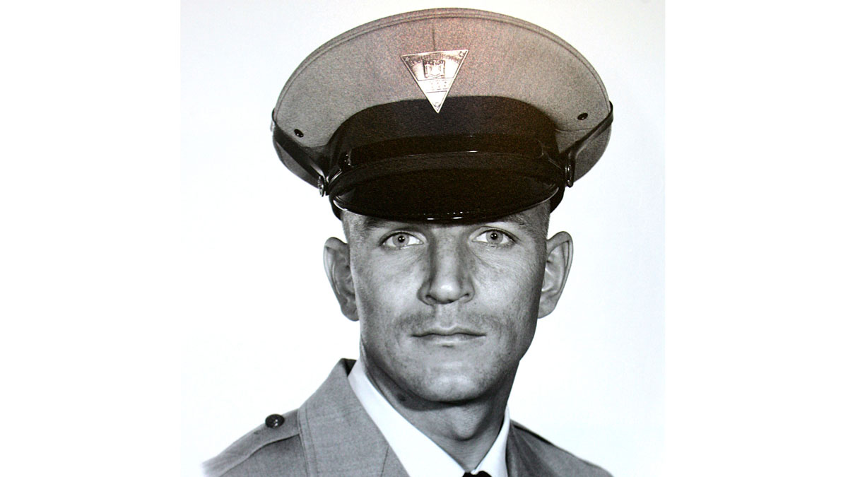 New Jersey State Trooper Werner Foerster, was killed during a stop on the New Jersey Turnpike in 1973. Sundiata Acoli then known as Clark Edward Squire and Joanne Chesimard were convicted of the murder of Trooper Foerster, but Chesimard escaped prison in 1979 and fled to Cuba, living there under the name Assata Shakur.