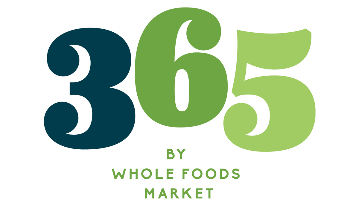 This image provided by Whole Foods shows the logo for 365 by Whole Foods Market, a new chain of smaller stores with lower prices, named after its
