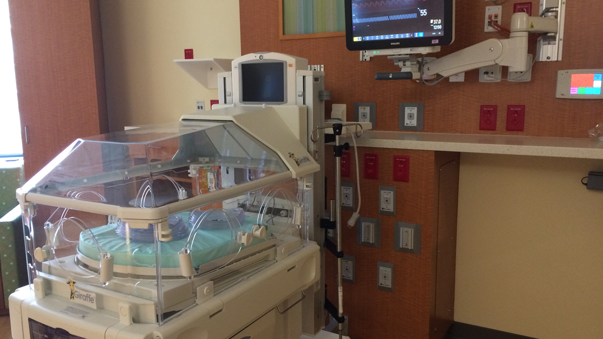 Yale-New Haven Children's Hospital Opens Advanced NICU