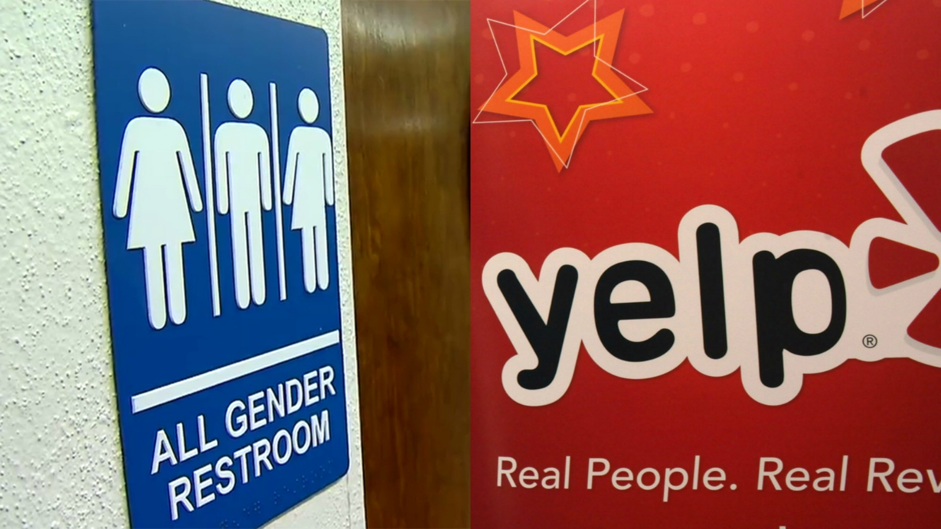 Yelp will now allow users to identify whether or not businesses have gender-neutral bathrooms.