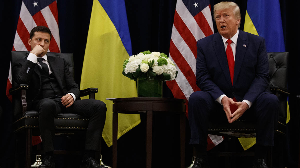 Read: House Democrats' Trump-Ukraine Impeachment Inquiry Report
