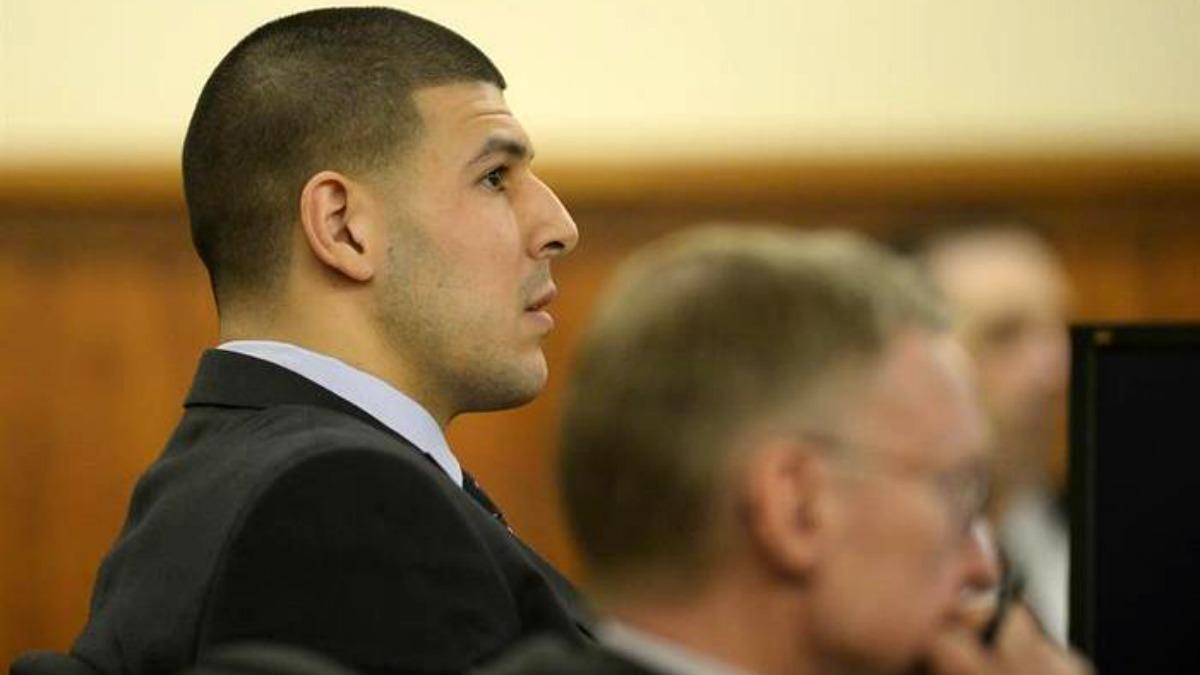 El ex estrella de los Patriots fue condenado por un asesinato ocurrido en 2013.
