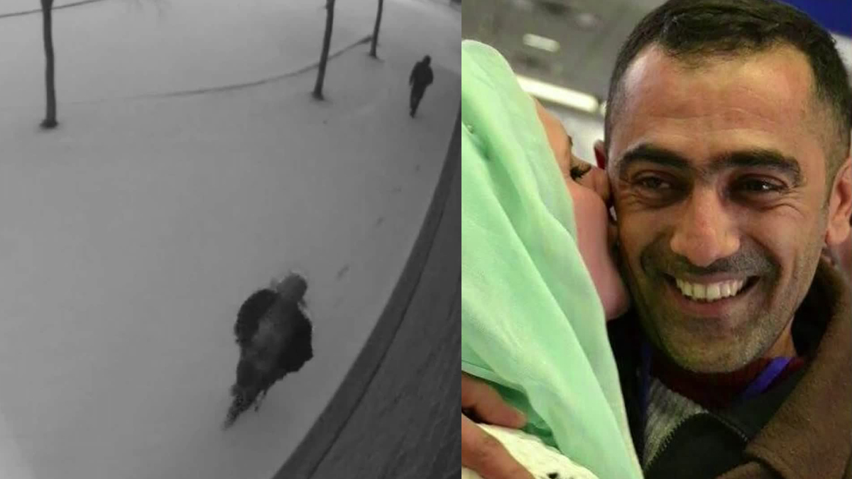 Dallas police say they hope surveillance video will help them find the people responsible for fatally shooting 36-year-old Iraqi immigrant Ahmed Al-Jumaili, who was taking pictures of his first snow. (March 9, 2015)