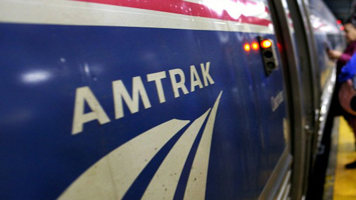 A Michigan City-area man reportedly survived with just a few broken bones after being struck by a Chicago-bound Amtrak train traveling 110 mph Friday.
