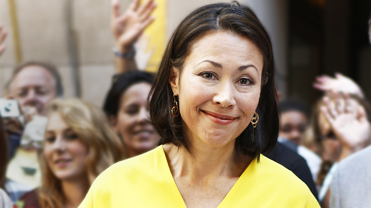 TODAY -- Pictured: Ann Curry appears on NBC News'