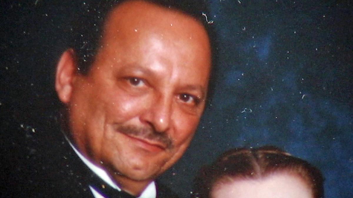 Dennis Antiporek's badly burned body was found in a sauna.