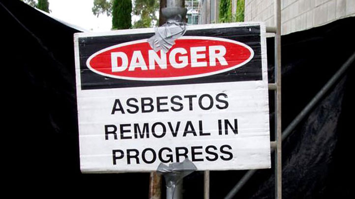 Groton city offices are closed Monday over concerns about the possibility of asbestos in the building.