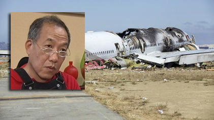 Asiana passenger Henry Xie says he wants his life back.