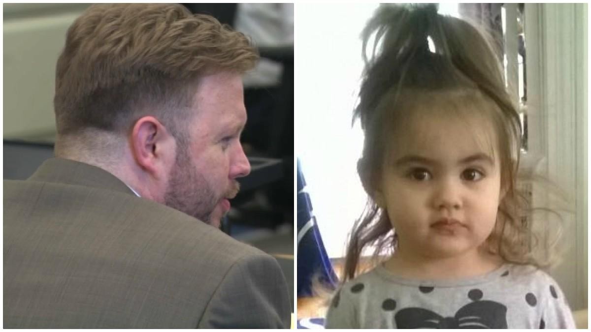 Michael McCarthy is accused of killing 2-year-old Bella Bond in 2015.