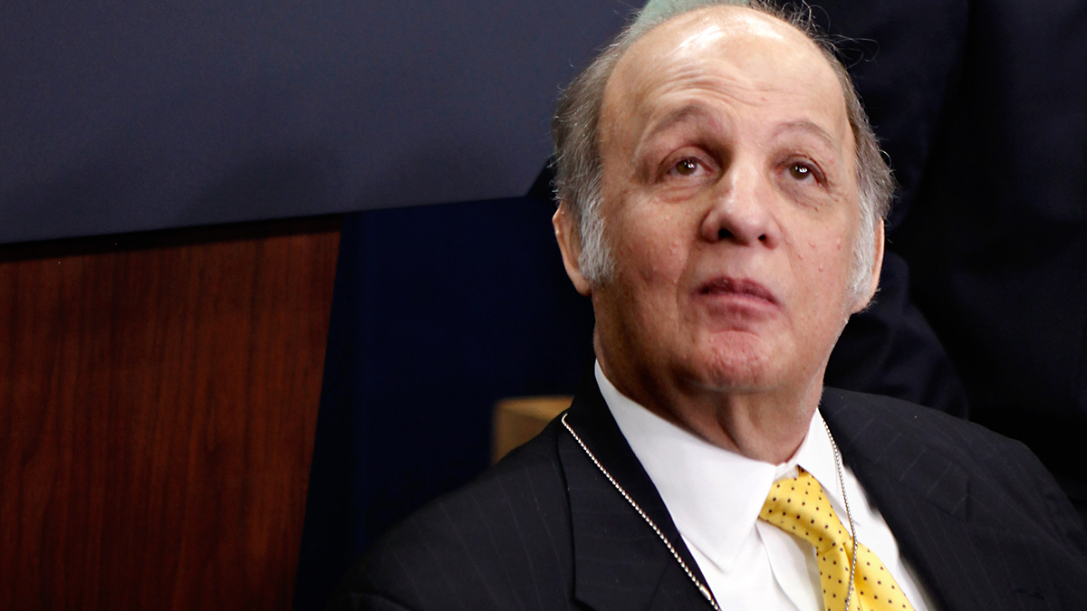 James Brady.  (Photo by Chip Somodevilla/Getty Images)
