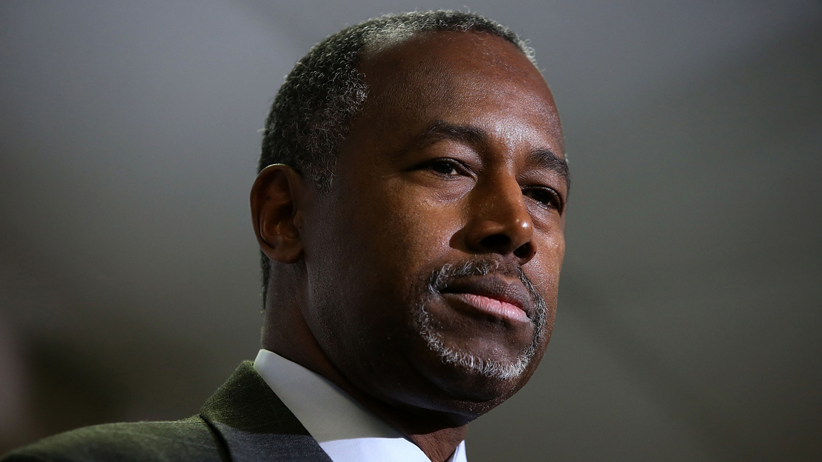 Former Republican presidential candidate Ben Carson defended Donald Trump and his endorsement of the GOP front-runner on